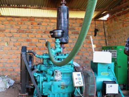 Gas-engine